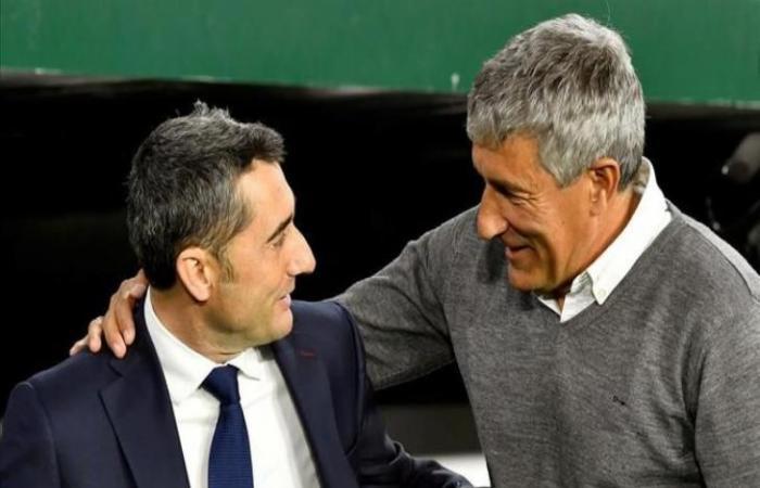 رياضة عالمية الاثنين تقارير: برشلونة يختار كيكي سيتين لخلافة فالفيردي.. وبيان رسمي خلال ساعات