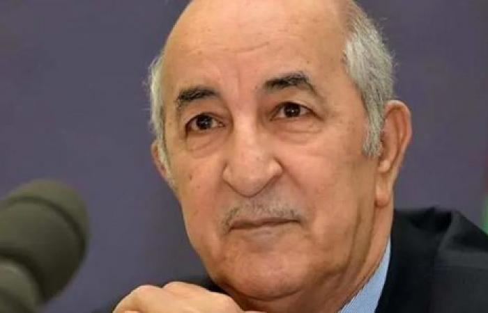 «تبون» يقبل دعوة ألمانيا للمشاركة في مؤتمر برلين حول ليبيا