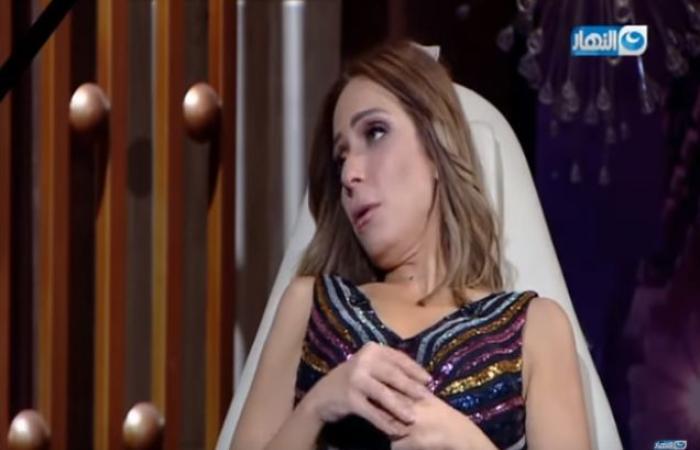 #اليوم السابع - #فن - شاهد.. ريم البارودى تدخل فى نوبة بكاء على الهواء بسبب ميرنا المهندس