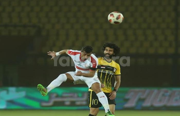 مصدر بالزمالك: تأكد غياب طارق حامد والسعيد أمام المصري