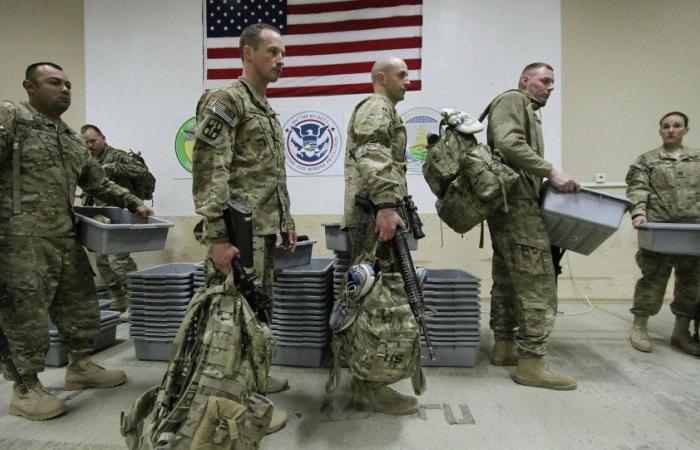 الانسحاب أو المساعدات.. تلويح أمريكي بقطع الدعم عن الجيش العراقي