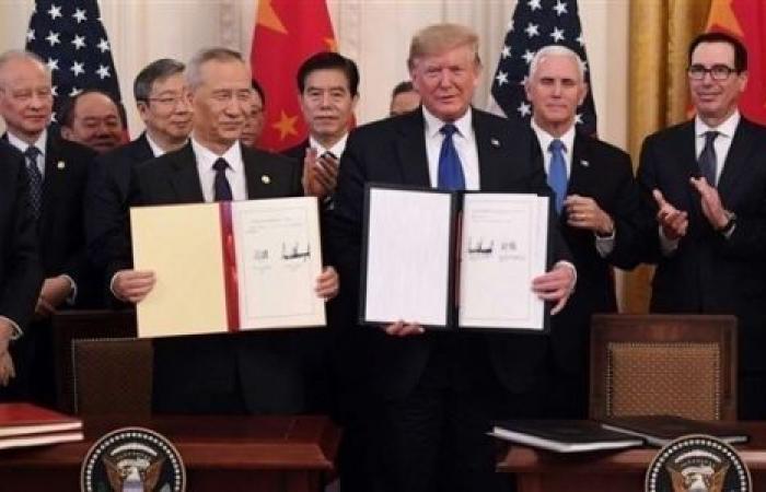 حذر أوروبي بعد الاتفاق التجاري بين أمريكا والصين