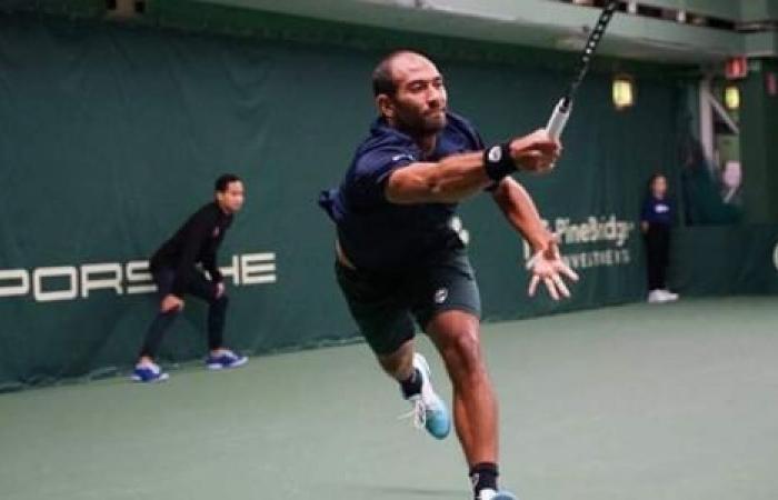 الوفد رياضة - محمد صفوت يتأهل للدور الثاني من تصفيات بطولة أستراليا المفتوحة للتنس موجز نيوز