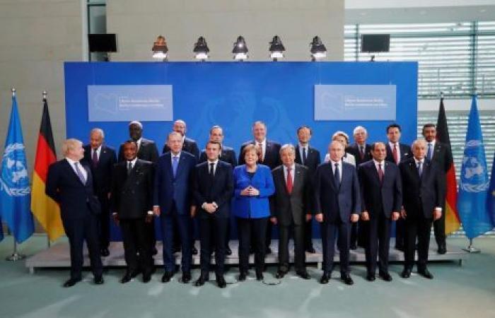 مؤتمر برلين.. تفاصيل مسودة البيان الختامي حول الأزمة الليبية