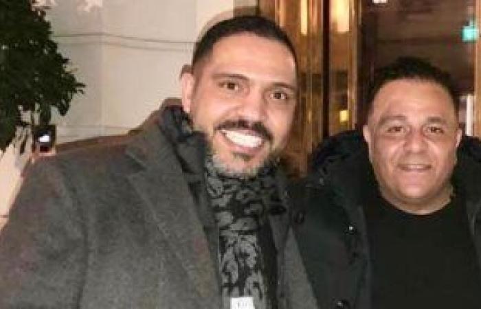 """#اليوم السابع - #فن - فؤش ومحمد رفاعي يتجولان في لندن بأغنية """"طمني عليك"""""""