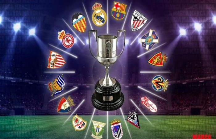 رياضة عالمية الجمعة قرعة كأس ملك إسبانيا.. 16 فريقا يتنافسون على اللقب.. وكلاسيكو محتمل