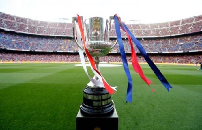 رياضة عالمية الجمعة قرعة كأس إسبانيا.. برشلونة يواجه ليجانيس في كامب نو.. والريال أمام سرقسطة