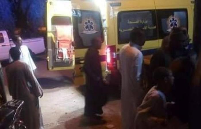 الوفد -الحوادث - مصرع وإصابة 4 أشخاص في حادث تصادم بقنا موجز نيوز