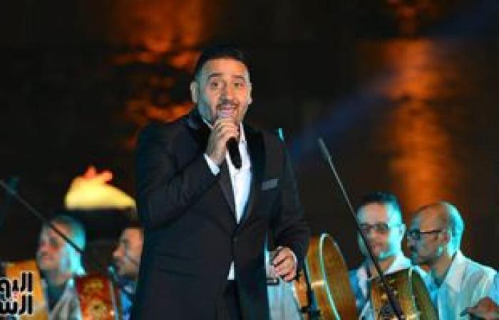 """#اليوم السابع - #فن - """"يا عسل"""".. مجد القاسم يطرح أغنيته الجديدة على طريقة الفيديو كليب اليوم"""