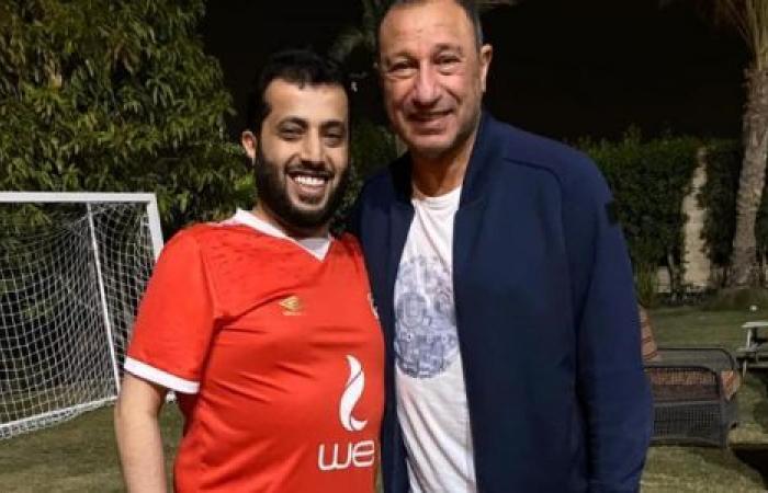 الوفد رياضة - مفاجأة من تركي آل الشيخ للاعبي الأهلي قبل مباراة الهلال موجز نيوز