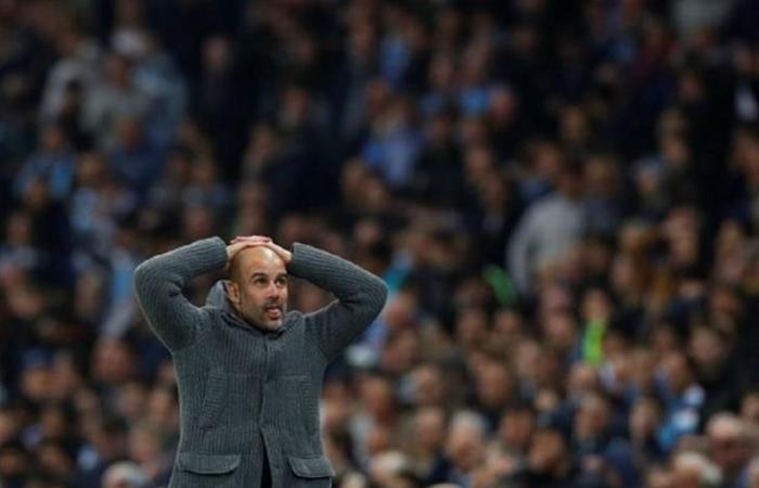 """رياضة عالمية الأحد """"اجتماع الـ45 دقيقة"""".. تقارير تكشف حوار جوارديولا مع لاعبيه بعد الخسارة من توتنهام"""