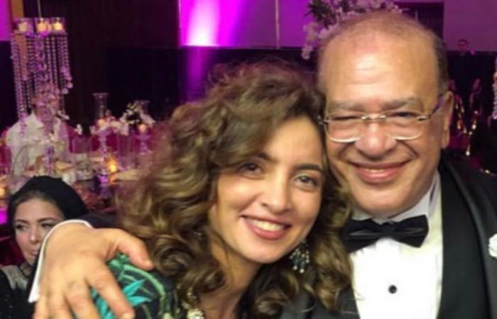 #اليوم السابع - #فن - من أجدع الستات اللى عرفتهم فى حياتى.. صلاح عبد الله يهنئ ساندرا بعيد ميلادها
