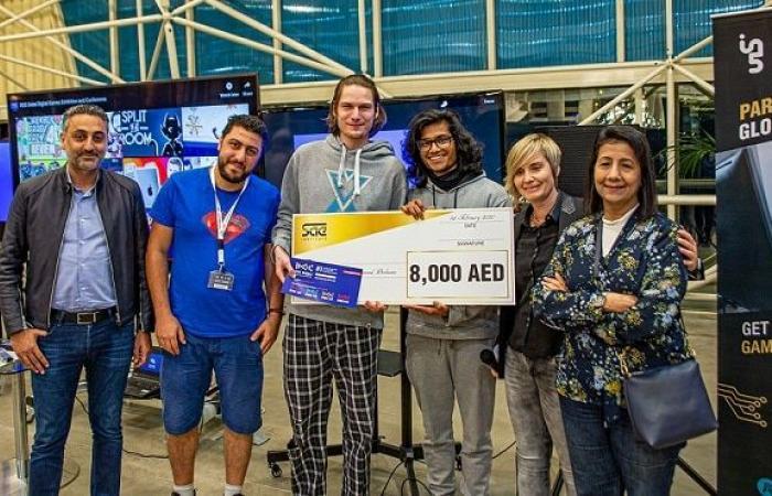 اخبار التقنيه اختتام فعاليات المسابقة العالمية للألعاب الإلكترونية 2020 في الإمارات