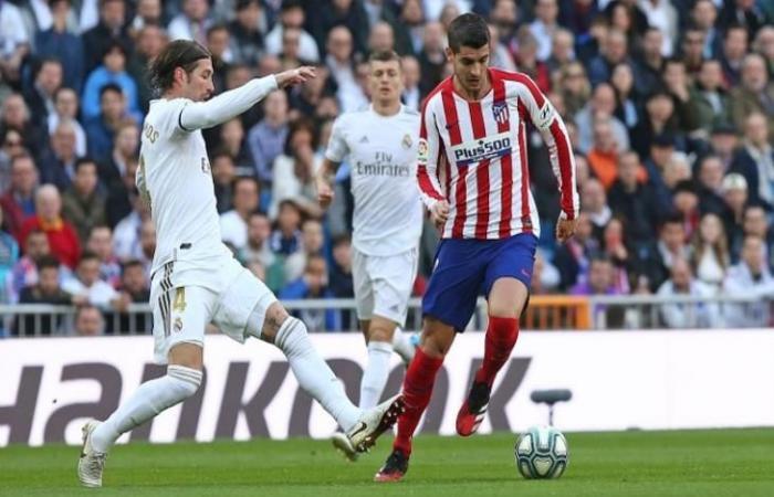 """رياضة عالمية الثلاثاء """"مدة غيابه غير محددة"""".. أتليتكو مدريد قد يفقد خدمات موراتا أمام ليفربول بالأبطال"""