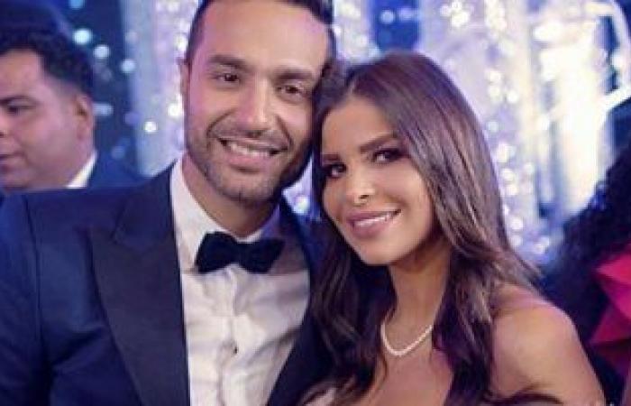 #اليوم السابع - #فن - اعرف كريم فهمى قال لزوجته إيه فى عيد ميلادها
