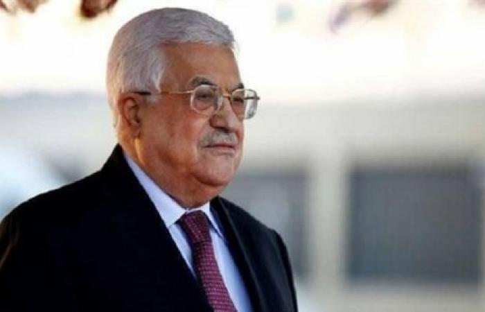الرئيس الفلسطيني يجدد الالتزام بحل الدولتين