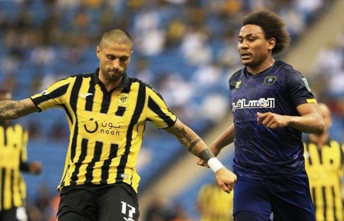 الوفد رياضة - تعرف على تشكيل التعاون أمام اتحاد جدة في الدوري السعودي موجز نيوز