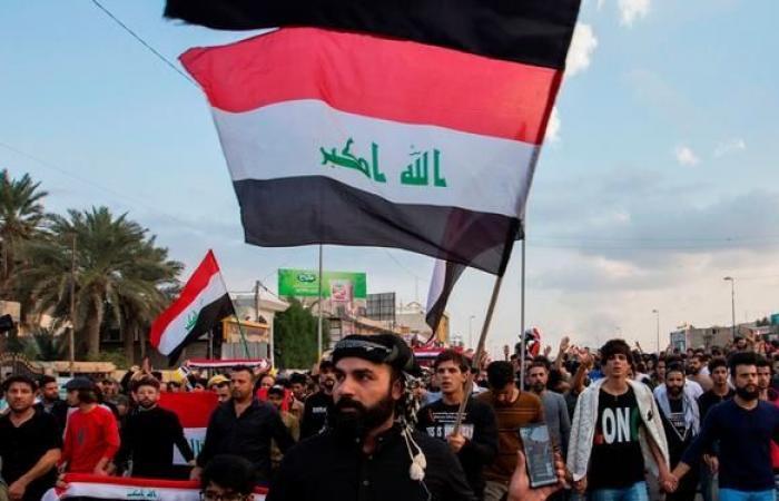 داخلية العراق تحقق في أحداث كربلاء.. والسيستاني يطالب بحماية المتظاهرين