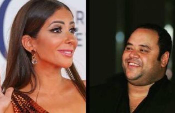#اليوم السابع - #فن - محمد ممدوح يلتقى بـ منى زكى لأول مرة فى دراما رمضان