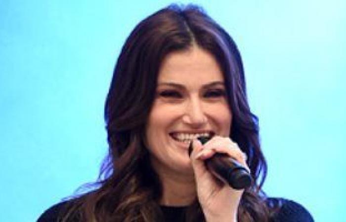 """#اليوم السابع - #فن - إيدينا مينزل تقدم أغنية Frozen 2 بحفل الأوسكار مع 9 """"ايلسا"""".. اعرف الحكاية"""