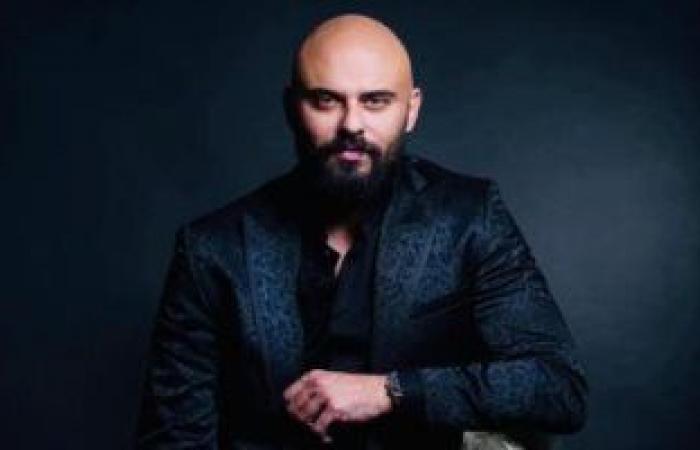 """#اليوم السابع - #فن - أحمد صلاح حسنى ينتهى من تصوير """"ختم النمر"""" فى هذا الموعد"""