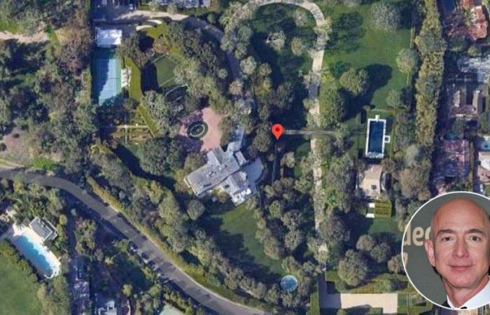 اخبار التقنيه بيزوس يشتري قصرًا في لوس أنجلوس بمبلغ خيالي