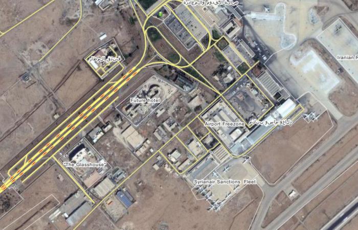 قصف إسرائيلي يستهدف دمشق.. ومقتل ضباط إيرانيين وسوريين