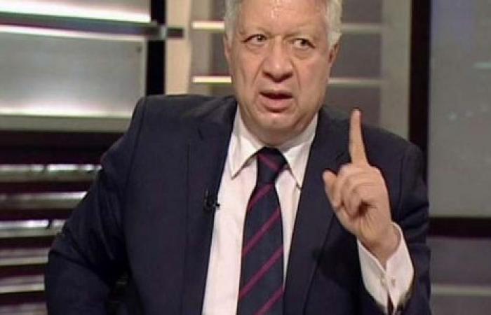 الوفد رياضة - رئيس الزمالك ينتقد عيد عبدالملك بسبب الأهلي موجز نيوز