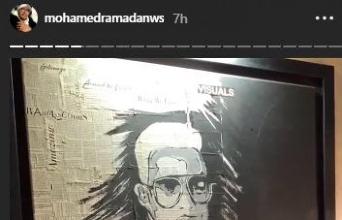 """#اليوم السابع - #فن - محمد رمضان يستعرض هدية زوجته بعيد الحب: حبيبتى وكل حاجة فى حياتى """"فيديو"""""""