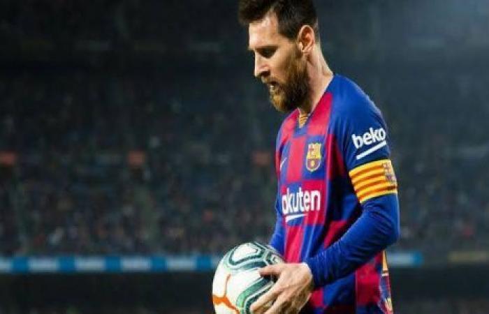الوفد رياضة - بعد مباراة برشلونة ضد خيتافي.. أرقام سلبية لميسي موجز نيوز