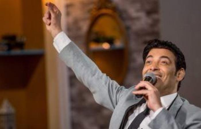 """#اليوم السابع - #فن - سعد الصغير يقع فى حب يسرا المسعودي بمسلسل """"ولاد إمبابة"""""""