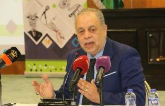 #اليوم السابع - #فن - نقيب الممثلين تعليقا على جنازة مبارك: مشهد يليق باسم مصر.. شكرا للرئيس السيسي