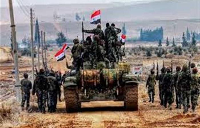 #المصري اليوم -#اخبار العالم - الجيش السوري يتصدى لهجوم إرهابي على سراقب وسقوط عشرات القتلى والجرحى موجز نيوز