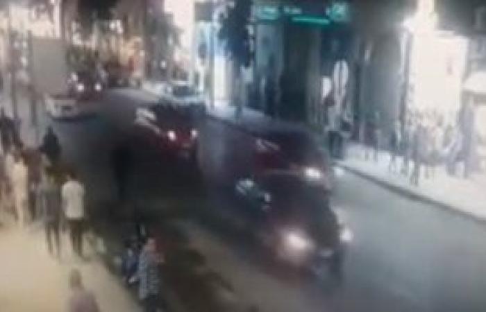 #اليوم السابع - #حوادث - خلال ساعات.. محاكمة المتسبب فى حادث دهس وسط القاهرة