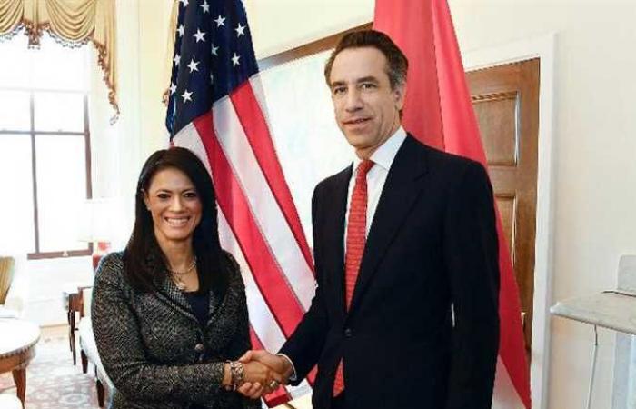 #المصري اليوم - مال - رانيا المشاط تبحث مع نائب وزير الخزانة الأمريكي تعزيز الشراكة الاقتصادية بين البلدين موجز نيوز