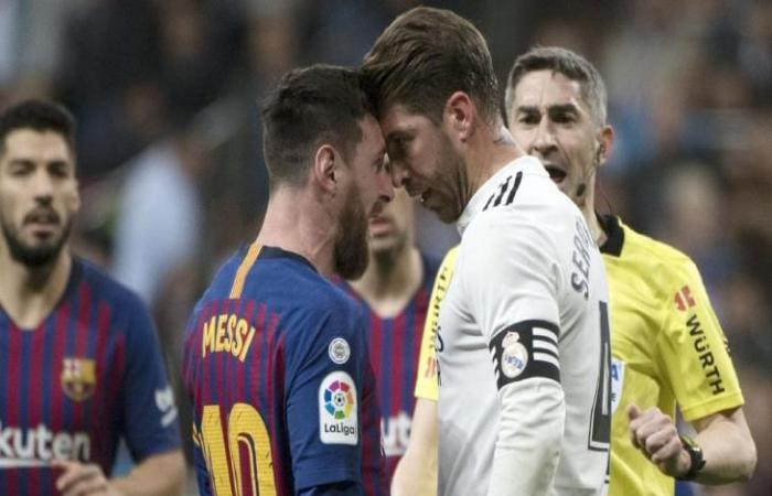 رياضة عالمية الأحد ليستعد العالم للكلاسيكو.. ريال مدريد يستقبل برشلونة بجراح أوروبية