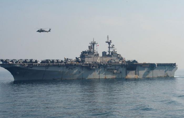 حاملة طائرات أمريكية تتجه للبحر الأبيض المتوسط.. ما القصة؟