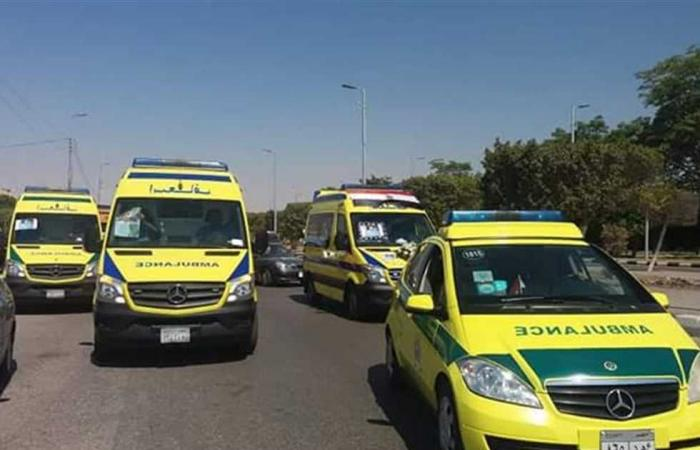 #المصري اليوم -#حوادث - مصرع 6 وإصابة 6 آخرينفي حادث انقلاب «تروسيكل» بسوهاج موجز نيوز