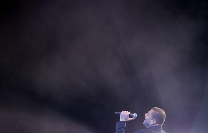 """#اليوم السابع - #فن - سيلفى وإشادة بصناع """"سهران"""".. 39 صورة تلخص حفل عمرو دياب فى التجمع الخامس"""