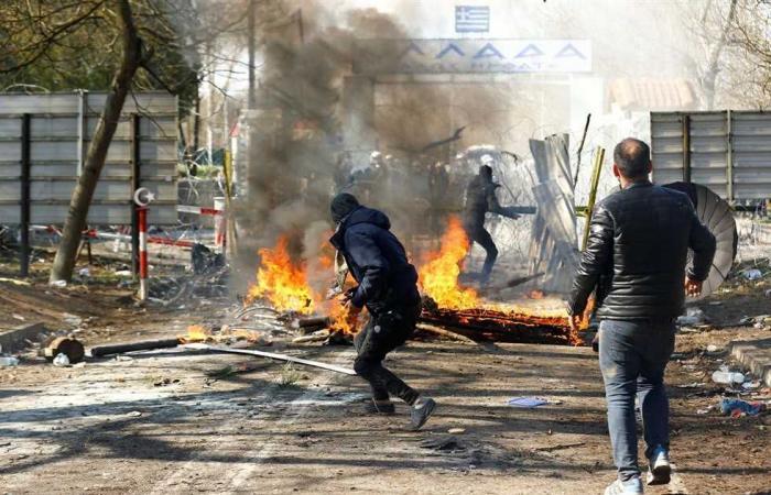 #المصري اليوم -#اخبار العالم - مهاجرون يتجهون صوب اليونان مع تخفيف تركيا القيود على تحركاتهم موجز نيوز