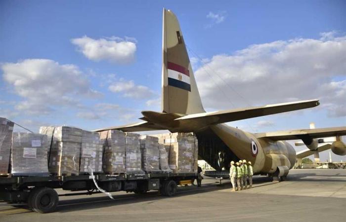 المصري اليوم - اخبار مصر- القوات المسلحة تقدم الدعم لإغاثة المتضررين من فيضانات وسيول جنوب السودان (فيديو) موجز نيوز
