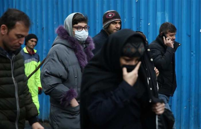 #المصري اليوم -#اخبار العالم - وفاة مسؤول إيراني نتيجة إصابته بـ كورونا موجز نيوز