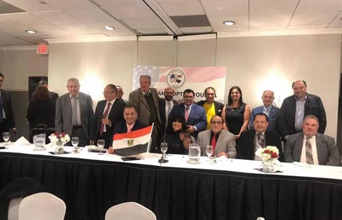 المصري اليوم - اخبار مصر- شخصيات عامة ونشطاء أقباط يدشنون المجلس المصري الأمريكي موجز نيوز