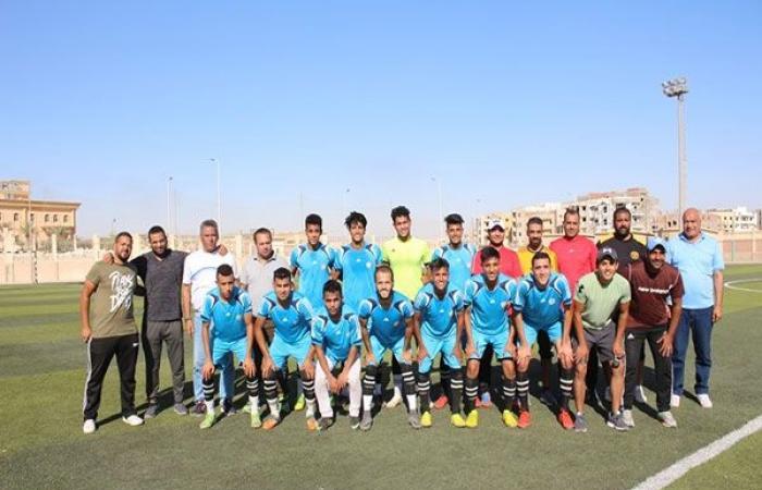 الوفد رياضة - المنيا 99 بطلا لمجموعة شمال المحافظة ويفوز على العدوة 11 – 0 موجز نيوز