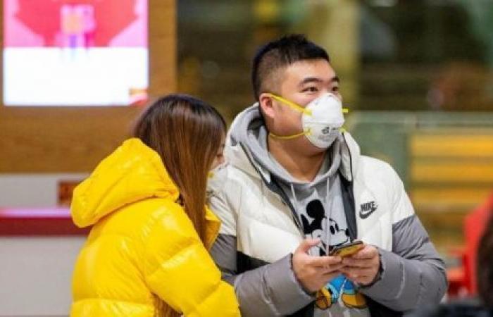 ارتفاع حصيلة وفيات كورونا في الصين إلى 2943