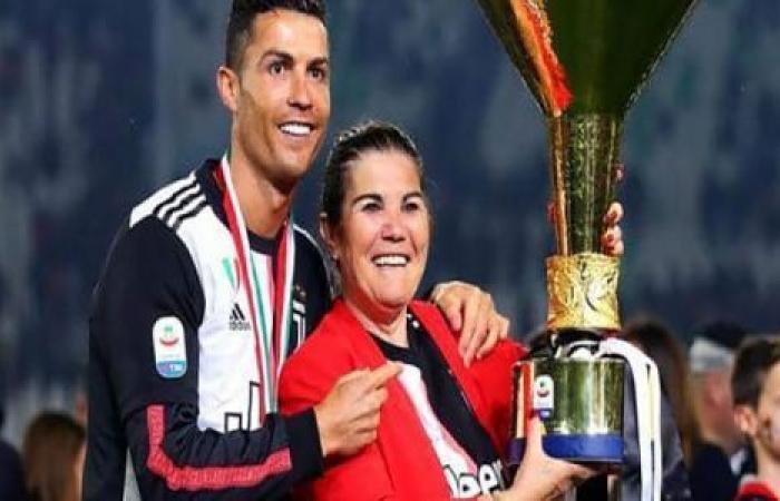 الوفد رياضة - إصابة والدة رونالدو بسكتة دماغية موجز نيوز