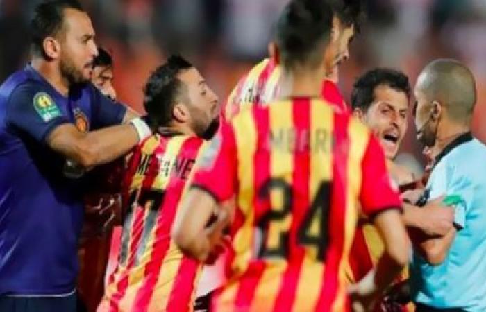 الوفد رياضة - رسمياً .. الترجي التونسي يعلن عقوبات الكاف تجاه لاعبيه بعد أحداث مباراة الزمالك موجز نيوز