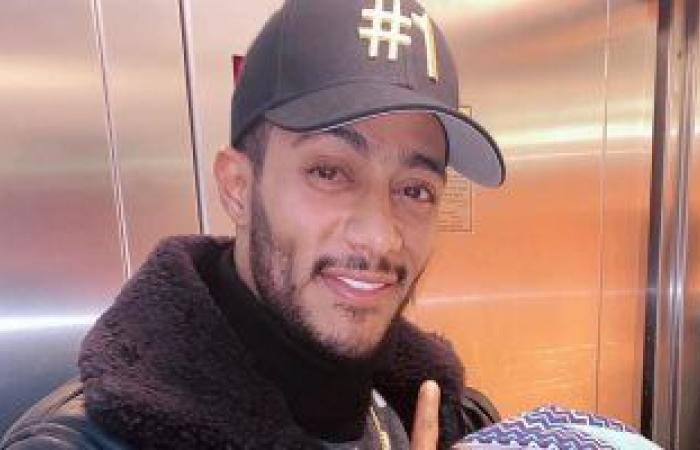 """#اليوم السابع - #فن - محمد رمضان يرحب بابن شقيقه: """"يا مرحب بالراجل الجديد فى العيلة زين محمود"""""""