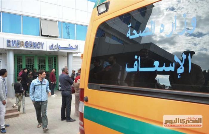 #المصري اليوم -#حوادث - إصابة أسرة باختناق تسرب غاز داخل منزلهم ببني سويف (تفاصيل) موجز نيوز