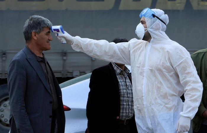 3 وفيات في يوم واحد.. فيروس كورونا يشل سياحة الأضرحة المقدسة بالعراق